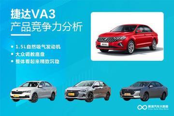 【新浪汽车大数据】上市半年后,捷达VA3的市场竞争力如何?