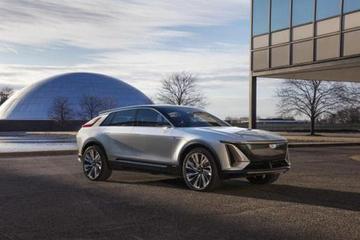 凯迪拉克概念车LYRIQ将于上海国际车展全球首秀