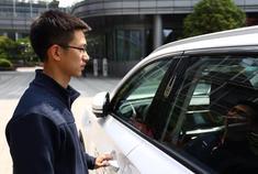 欧尚X7 Geeker版人脸识别演示