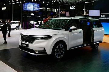 2021上海车展探馆:起亚第四代嘉华将亮相