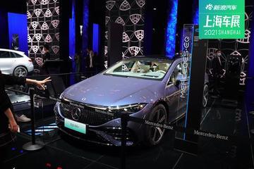 大V带你看新车:奔驰EQS等车型