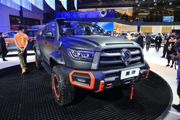 2021上海车展:长城炮多款特别版车型启动预售