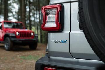 2021上海车展:Jeep牧马人4xe开启预售