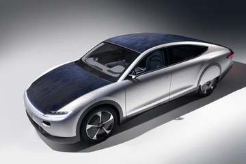 续航725公里 普利司通携手Lightyear打造长续航太阳能电动车