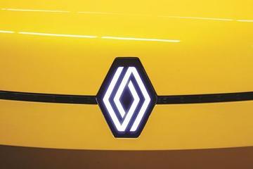 雷诺汽车正式官宣最新设计徽标 预示其新计划