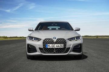 下半年引入国内 全新BMW 4系四门轿跑车全球首发