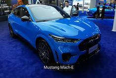 2021重庆车展:Mustang Mach-E