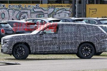 宝马史上最强SUV将于2022年亮相 搭载V8引擎