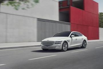 捷尼赛思在韩国推出电动版G80中型轿车采用400V/800V多路快速充电系统