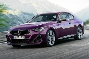 全新第二代BMW 2系轿跑动力参数等全面曝光