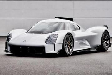全新保时捷 GT1 hypercar被曝光将在8月宣发 采用中置发动机