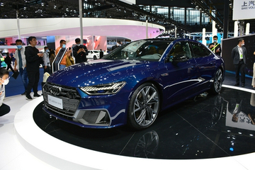 预售价格不超70万元/限1000辆 上汽奥迪A7L先行版开启预订