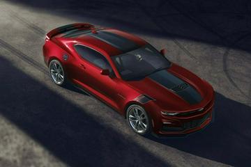 雪佛兰科迈罗未来将被一款电动性能轿车取代