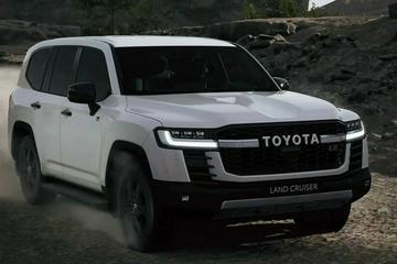 传丰田正在开发柴电混动总成 或装备坦途和酷路泽车型