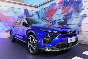 东风雪铁龙凡尔赛C5 X上市 售价14.37-18.67万元