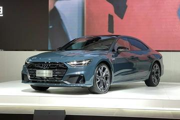上汽奥迪A7L正式投产 预售价59.97-77.77万元