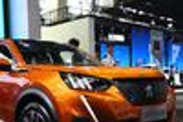 2019廣州車展:法系前衛造型,標致全新一代2008解析