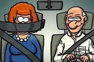 最讨厌这五种人上你车?有同感的举手
