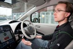 捷豹路虎领衔 英国开始无人驾驶汽车路试