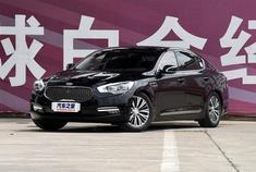 2017年5月投产 起亚将推后驱运动型轿车