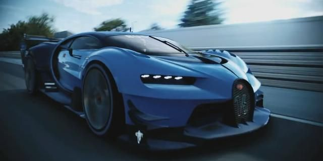 视频:极致速度是什么?是布加迪Chiron