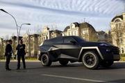 视频:独家!北京街头惊现隐形汽车