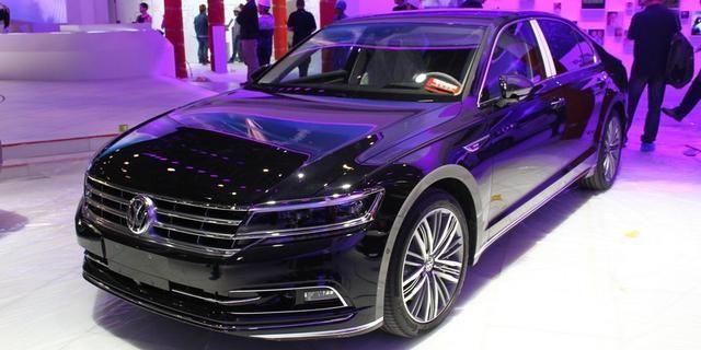 视频:北京车展必看新车之上汽大众辉昂