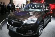 视频:北京车展必看新车之宝沃BX7