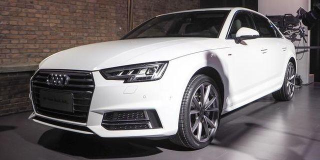 全新的奥迪A4L延续了海外车型的设计风格,更加犀利。