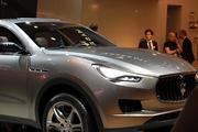 视频:热点新车之玛莎拉蒂Levante