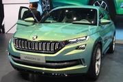 视频:北京车展热点新车之斯柯达Kodiak