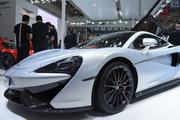 视频:北京车展豪车超跑之迈凯伦570GT