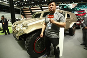 视频:胖哥30秒懂车之东风猛士