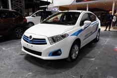 售16.98-17.98万 中华H230新能源上市