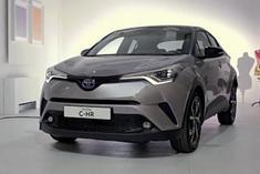 视频:竞争再度升级!新丰田C-HR或国产