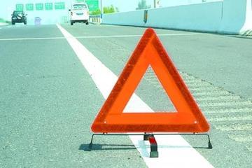 广州一男子高速下车换胎妻子拍照被撞身亡