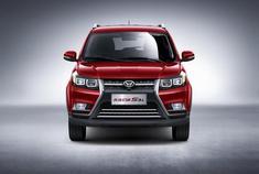北汽幻速S3L或9月26日上市 起售9.98万