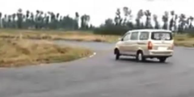 视频:公认的漂移神车只有它!