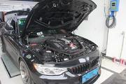 引擎神补品 宝马M3改装美国snow水喷