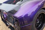 好骚气 紫色帕加尼