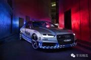 澳大利亚警方买奥迪S7搞公益