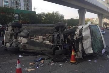 北苑路肇事车最高时速146公里 司机被批捕