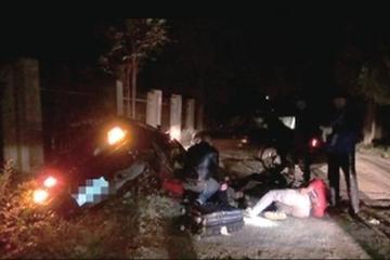 北京三名男子贩毒被查开车欲撞向民警