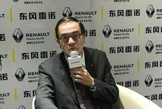 雷诺每年在华推出1到2款车型