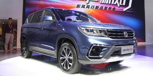 视频:广州车展张红说景逸X5