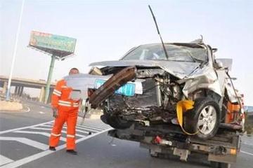 小伙与女友争吵后撞车自伤身亡:下辈子娶你