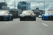 视频:霸气车队出街!纷纷为其让行
