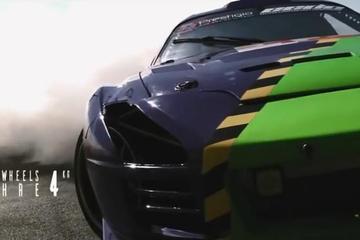 视频:洗个车也能万众瞩目!街头大秀