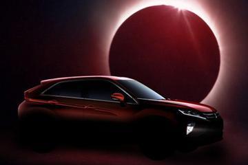 日蚀重现 三菱Eclipse Cross预告图