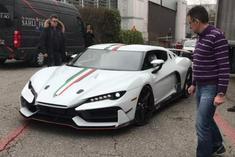 日内瓦车展中 奥迪旗下将亮相首款超级跑车